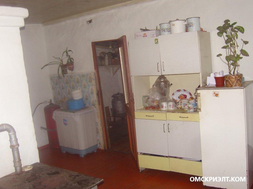 Продам дом в Омске - ул 4-я Москаленская.