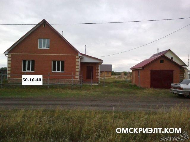 Дома в омской области фото